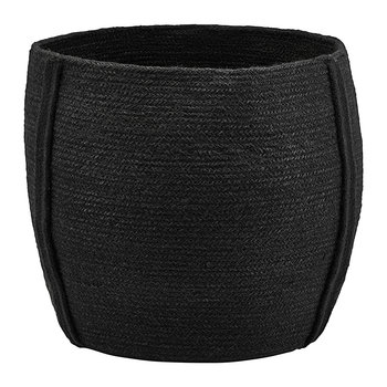 Drum Basket - Black