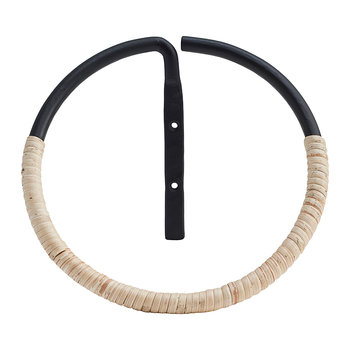 Orbit Ring Towel Holder