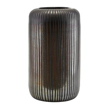 Utla Vase - Brown/Black