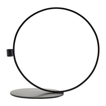 Cirque Candle Holder - Black