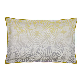 Espinillo Oxford Pillowcase - Turmeric