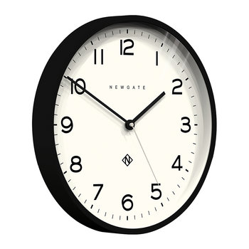Number Three Echo Wall Clock - Black