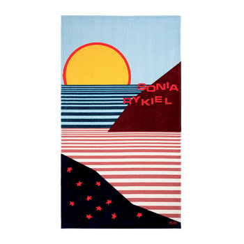 Sunset Beach Towel