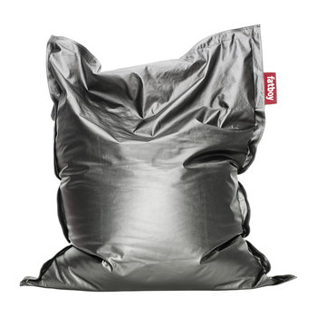 Original Metahlowski Bean Bag - Titanium