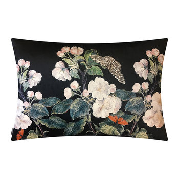 Appleblossom Cushion - 50x70cm - Black