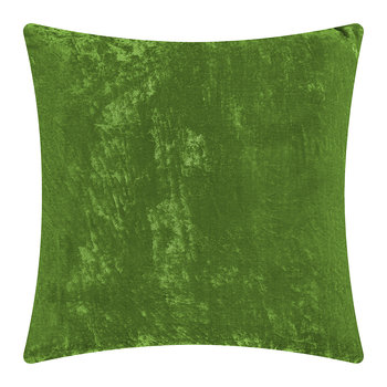 Paddy Velvet Cushion - 50x50cm - Forest
