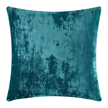 Paddy Velvet Cushion - 50x50cm - Peacock