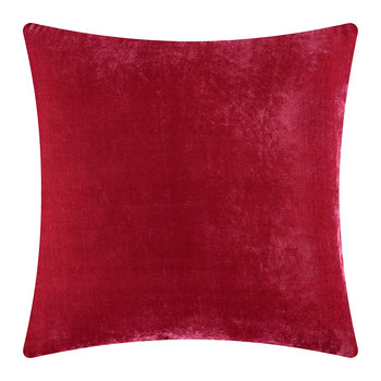Paddy Velvet Cushion - 50x50cm - Rose
