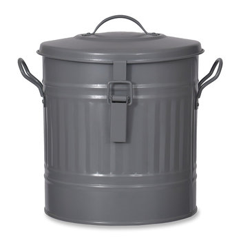 Outdoor Compost Bucket - Charcoal