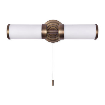 Beaufort Bathroom Light - Bronze