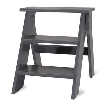 Step Stool - Charcoal