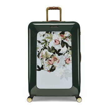 Illusion Suitcase - Green