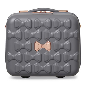 Beau Vanity Case - Grey