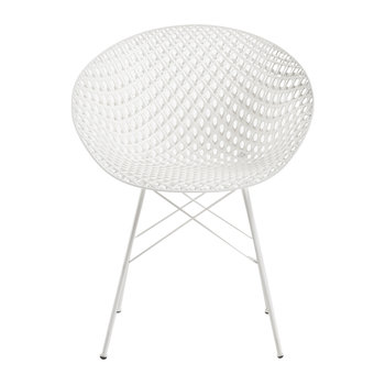Matrix Outdoor Chair - White