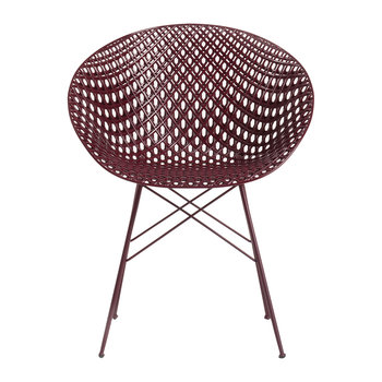 Matrix Outdoor Chair - Plum