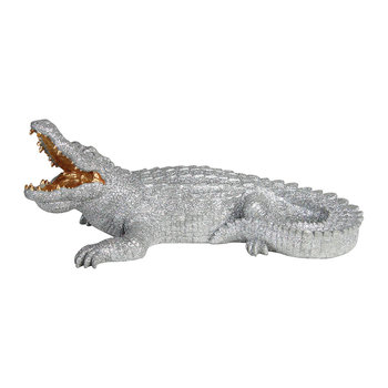 Crocodile Money Box - Glitter