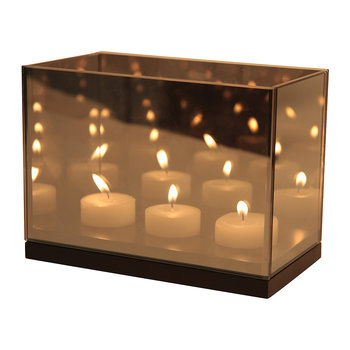 Reflection Tealight Holder - Three