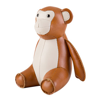 Monkey Paperweight - Tan/Wheat