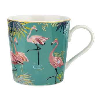 Tahiti-Kollektion Becher - Flamingo