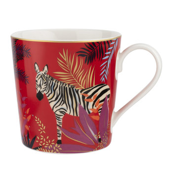 Tahiti Collection Mug - Zebra