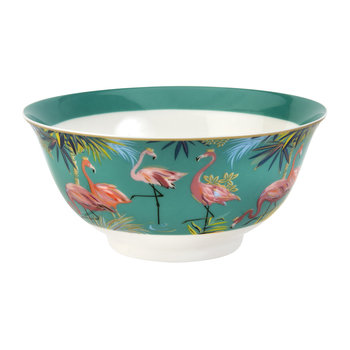 Tahiti Collection Candy Bowl - Flamingo