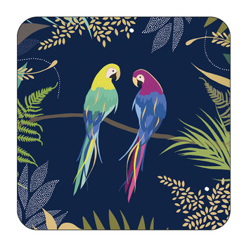 Parrot Collection Coasters - Set of 6
