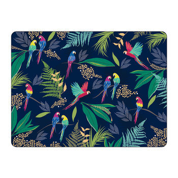 Parrot Collection Placemats - Set of 4
