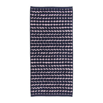 Rasymatto Towel - Pink/Navy