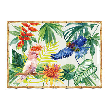 Tropical Birds Tray