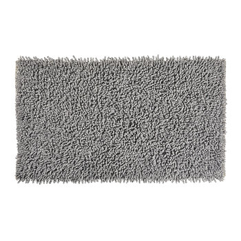 Elvira Bath Mat - 60x100cm - Grey