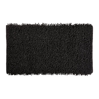 Elvira Bath Mat - 60x100cm - Dark Gray