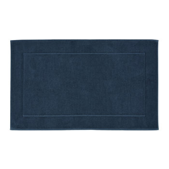 London Bath Mat - Indigo