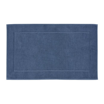 London Bath Mat - Denim