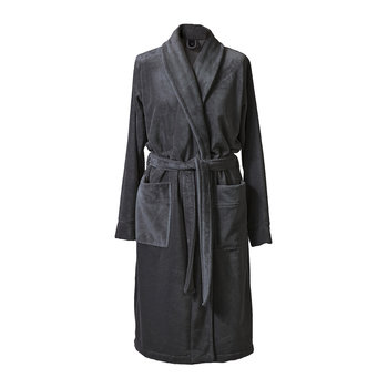 Einar Bathrobe - Graphite