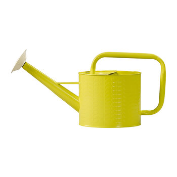 Linear Stem Watering Can - Yellow