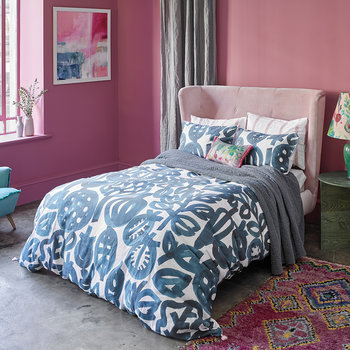 Big Pomegranate Duvet Set