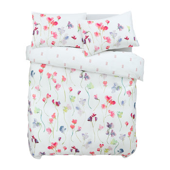 Sweet Pea Duvet Set