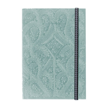 A5 Paseo Embossed Notebook - Moon