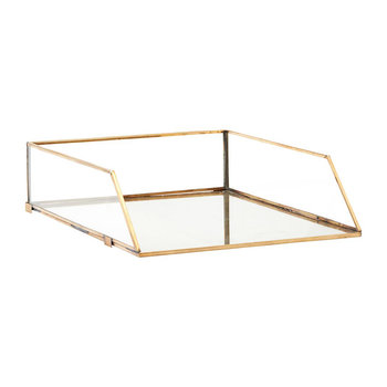 Brass Letter Tray