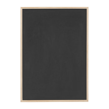 Chalk Board with White Marker