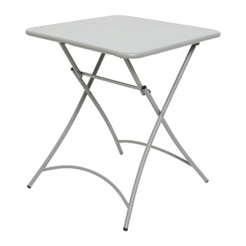 Malmo Foldable Table - Light Grey