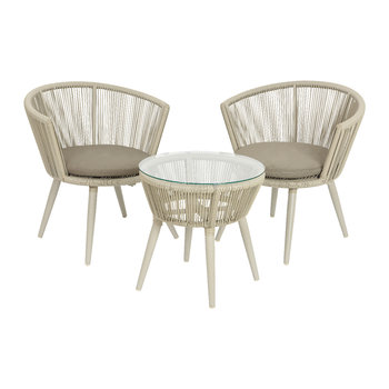 Copenhagen Coffee Table and Chair Set