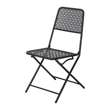 Bergen Foldable Chair - Anthracite