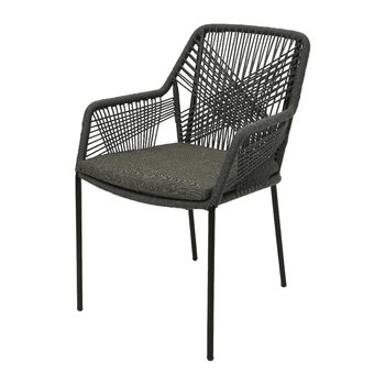 Seville Armchair - Grey