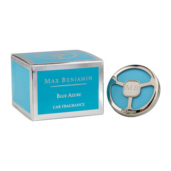 Classic Collection Car Fragrance and Refill - Blue Azure