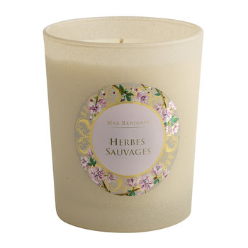 Provence Scented Candle - 190g - Herbes Sauvages