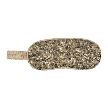Sequin Eye Mask