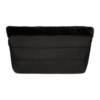 Silk Wash Bag - Black