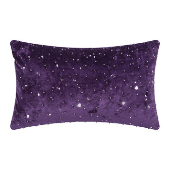 Velvet Galaxy Pillow - 30x50cm
