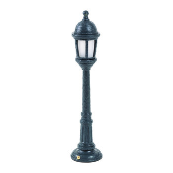 'Blow' Street Lamp - Grey